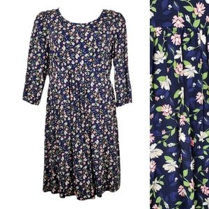 SERAPHINE Avalon Floral Shift Maternity Dress 8